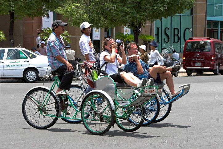 cyclo-tour